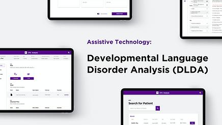 Developmental Language Disorder Analysis
