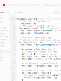 Code on P5.js