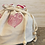 Thumbnail: Embroidered Ditty Bag in Paisley Heart