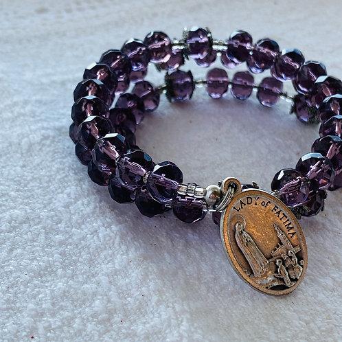 Rosary Bracelet in Fatima