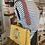 Thumbnail: Linen Embroidered Crossbody