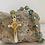 "Thumbnail: Crystal Rosary ""Saint Benedict Cross"""