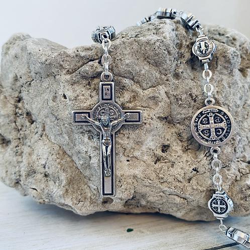 St. Benedict Bead Rosary
