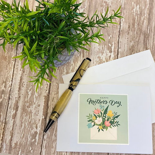 Complimentary Mother's Day Card