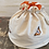 Thumbnail: Embroidered Ditty Bag in Butterfly