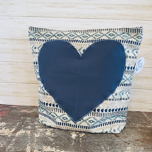 Heart Tote in Tapestry