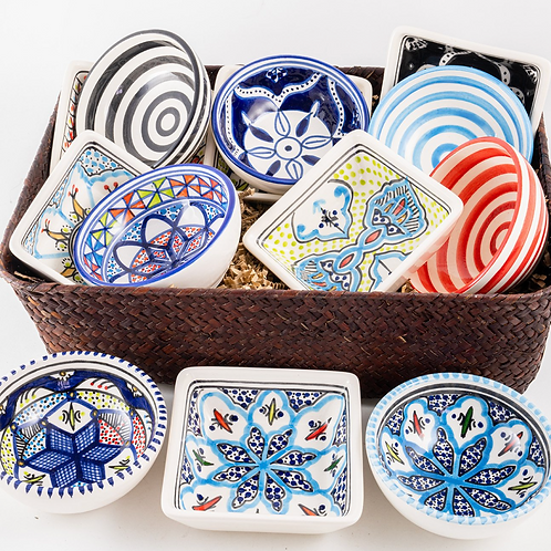Sobremesa Small Ceramic Bowl