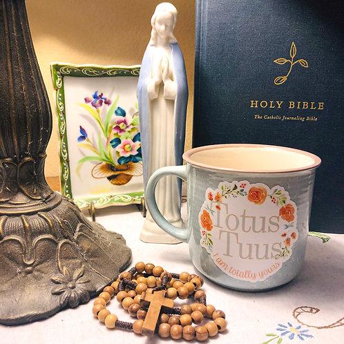 Totus Tuus Coffee Mug