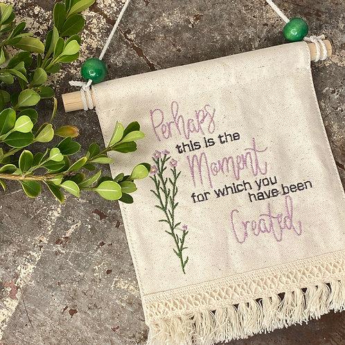 Esther 4:14 Banner