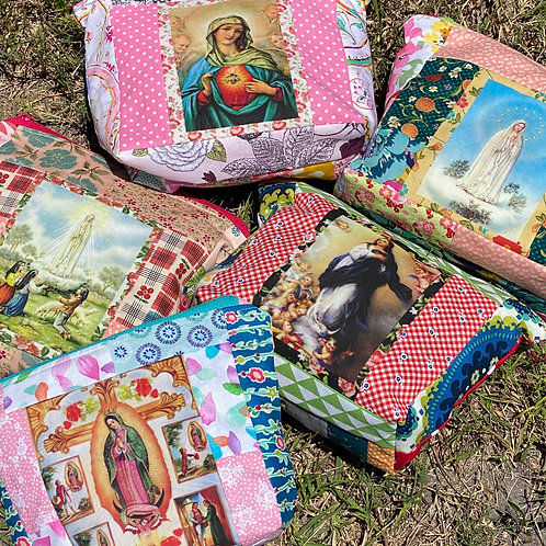 Large Spiritual Zipper Pouch