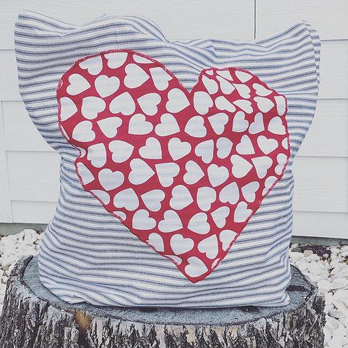 Confetti Hearts Tote