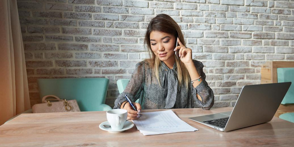 Live Webinar: Phone Interviews: Strategies and Best Practices