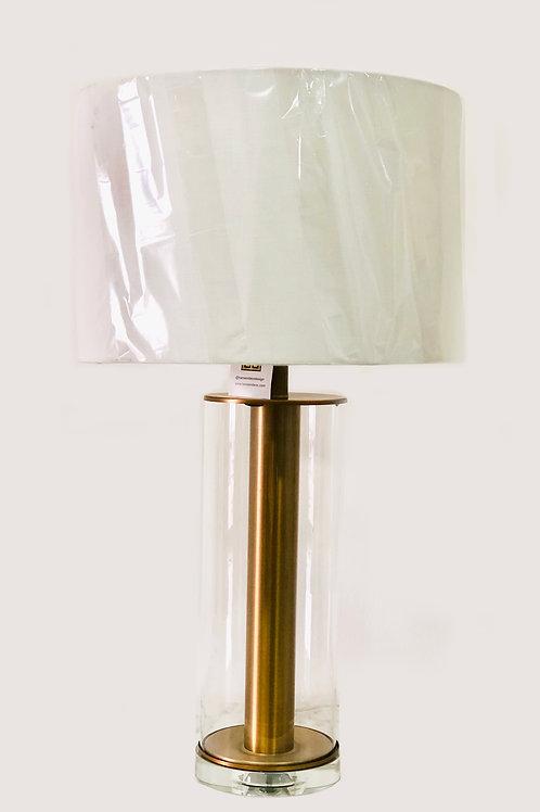 Lámpara de mesa – Anillo de Metal
