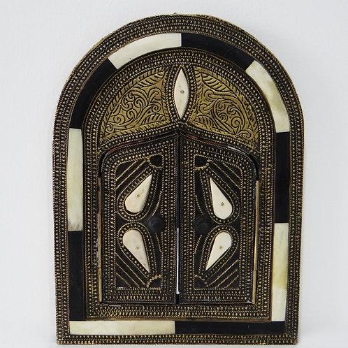 Puerta Marroquí Labrada a Mano