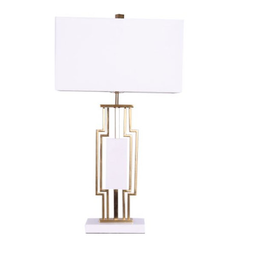 Lámpara de mesa – Mármol