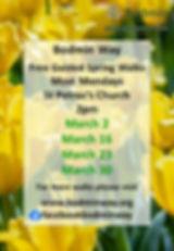 BW Spring Monday Walks Poster.jpg