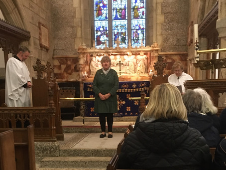 Carol Service for the National Trust Estate at Lanhydrock