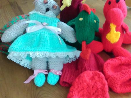 Crochet & Knitting Galore