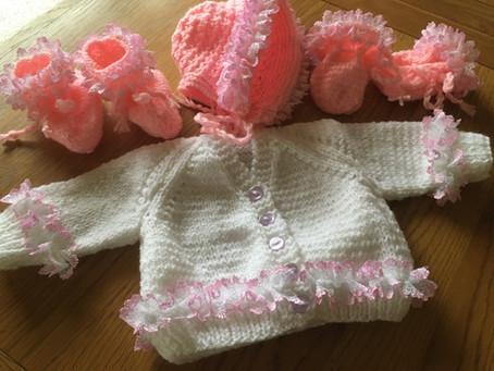 Crochet & Knitting Catch up