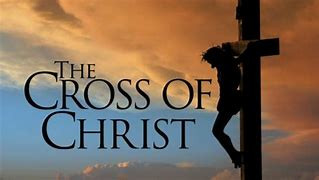 Start Continues with Session 5 The Cross of Christ