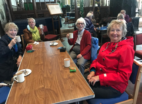 Café / Day Centre at St Petroc's Church