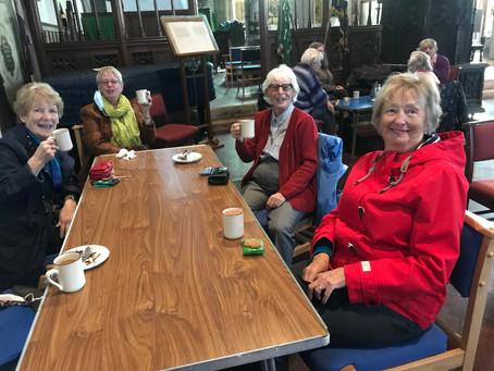 Café / Day Centre at St Petroc's Church