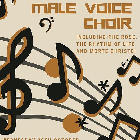 Mini-concert Wadebridge Male Voice Choir
