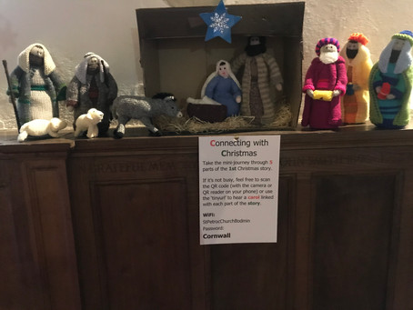 Connecting with the Christmas Story This Christmas