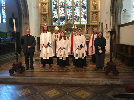 Two Bishops in Bodmin and Plenty of Priests