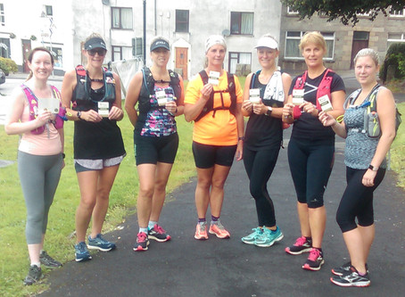 The Bodmin Way Run – Seven women set off on a Sunday morning