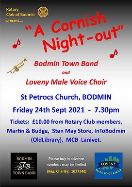 A Cornish Night-Out
