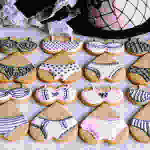 gluten-free lingerie sugar cookies