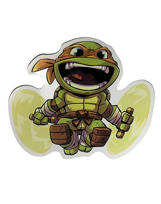 Michelangelo Sticker