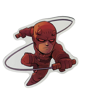 Daredevil Sticker