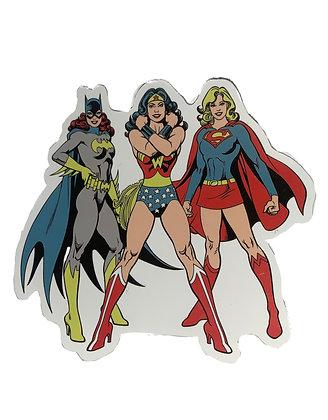 DC woman Empowerment Sticker