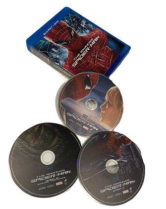 The Amazing Spider-Man Blu-Ray & DVD