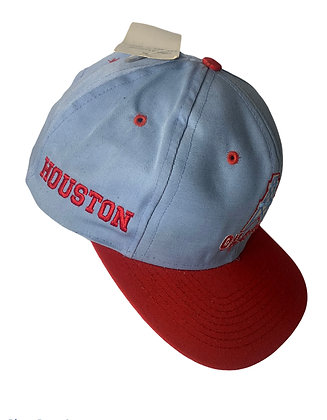 Vintage Houston Oilers Cap