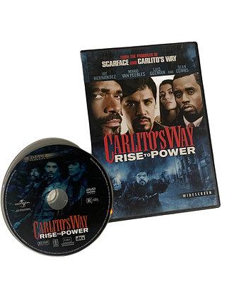 "Carlito's Way ""Rise to Power"""