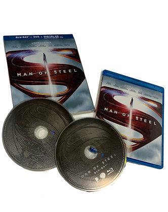 Man of Steel Dvd & Bluray