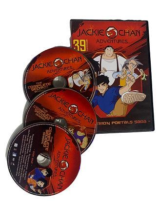 Jackie Chan Season 2 DVD