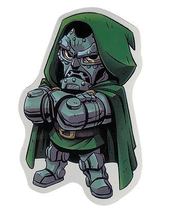 Dr. Doom Sticker