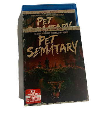 Pet Sematary BluRay