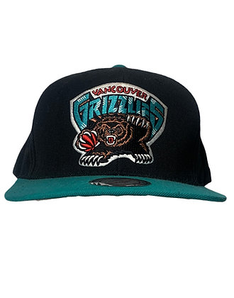 Vancouver Grizzlies Fitted Cap