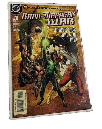 Rann-Thanagar War Whose Side Are You On? Comic