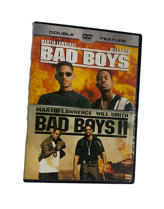 Bad Boys & Bad Boys 2 DVD