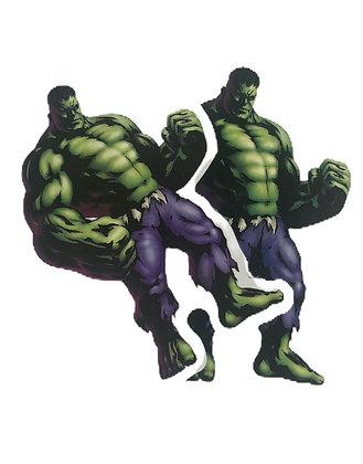 Hulk Flex Sticker
