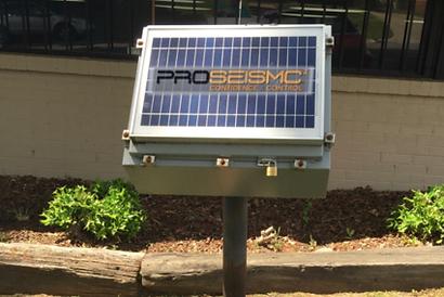pro seismic solar panel