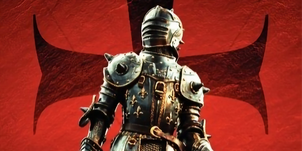 Putting on the Armour of God