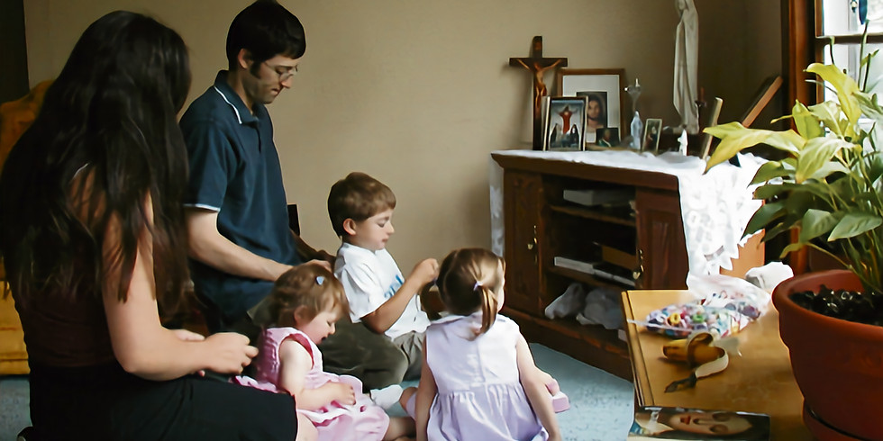 Prayer and the Modern Family