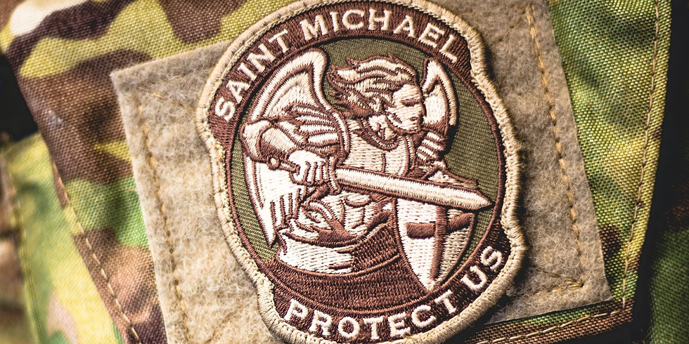 The Sword of St. Michael: Monastic Habits for Spiritual Warfare